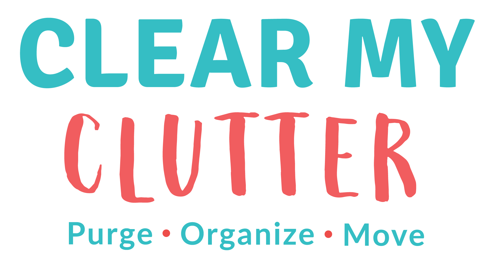 Clear my clutter logo