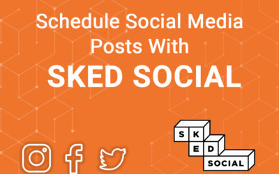Schedule Instagram – and other Social Media Posts with Sked Social