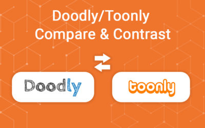 Doodly/Toonly Compare & Contrast